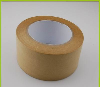 The definition of ECO friendly kraft paper tape!